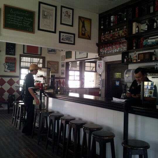 Photo taken at Botequim da Frau by Tiago A. on 9/1/2012