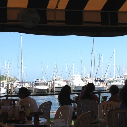 Photo taken at Scotty's Landing by Alicia V. on 5/6/2012