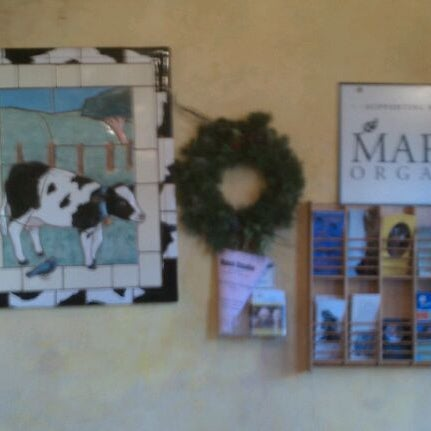 Photo taken at Bovine Bakery by Lee M. on 12/16/2011