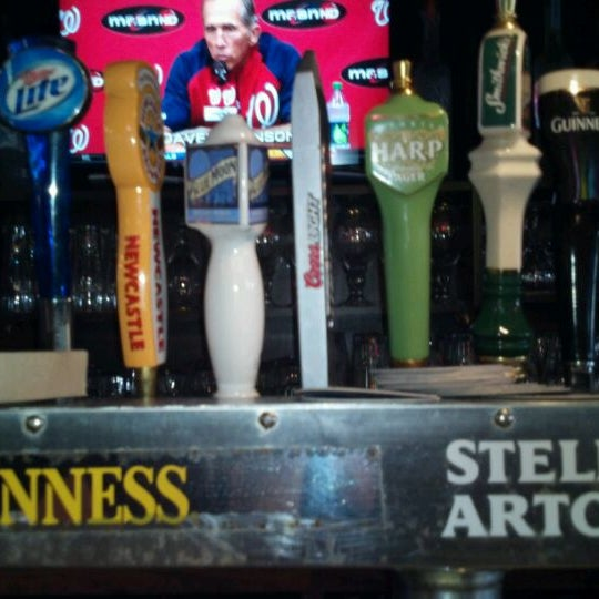 Photo taken at Malarky's Irish Pub by Drew S. on 9/7/2011