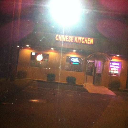 Chinese Kitchen Groton Menu