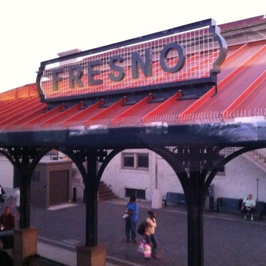 Amtrak Station - Fresno (FNO) - Train Station in Central ...