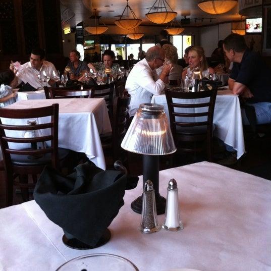 Photo taken at Timpano Italian Chop House by Joseph B. on 8/21/2011