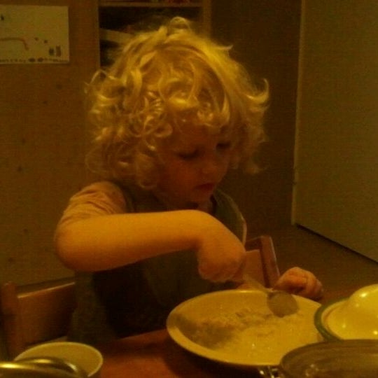 Photo taken at Breakfast Table by Elza v. on 11/9/2011