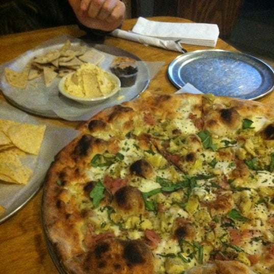 Photo taken at Mountain State Brewing Co. by Mitchell S. on 2/12/2012