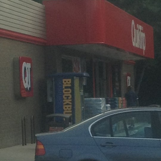 Photo taken at QuikTrip by Dan S. on 5/23/2012
