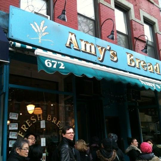 Foto tomada en Amy's Bread por Mirco B. el 12/28/2011