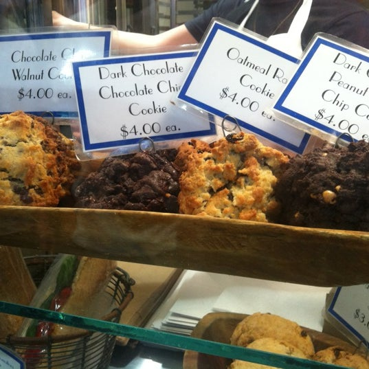 Photo taken at Levain Bakery by Mario C. on 6/17/2012