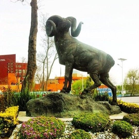 Foto tomada en Tecnológico de Monterrey por Michael D. el 2/24/2012