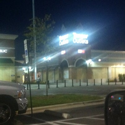 Photo taken at Tanger Outlet Mebane by Hamad H. on 8/15/2012