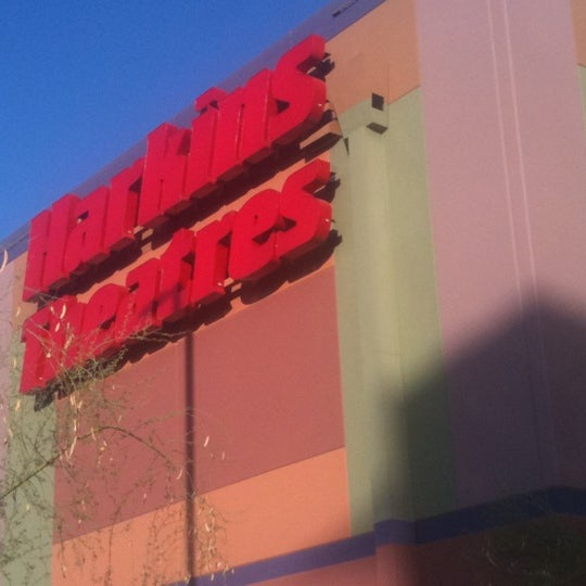 Photo taken at Harkins Theatres Tempe Marketplace 16 by Duck D. on 6/24/2011
