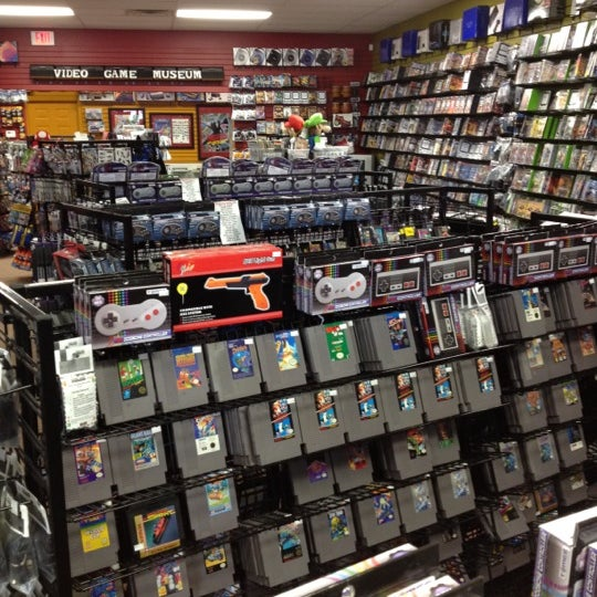 Photo taken at Game Over Videogames by Allen A. on 4/20/2012