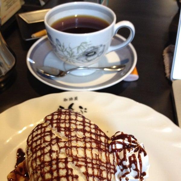 4/3/2012にToyolinaが珈琲屋らんぷ 鈴鹿店で撮った写真
