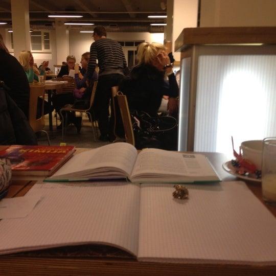 Photo taken at University of Latvia by Megija Anna C. on 2/15/2012