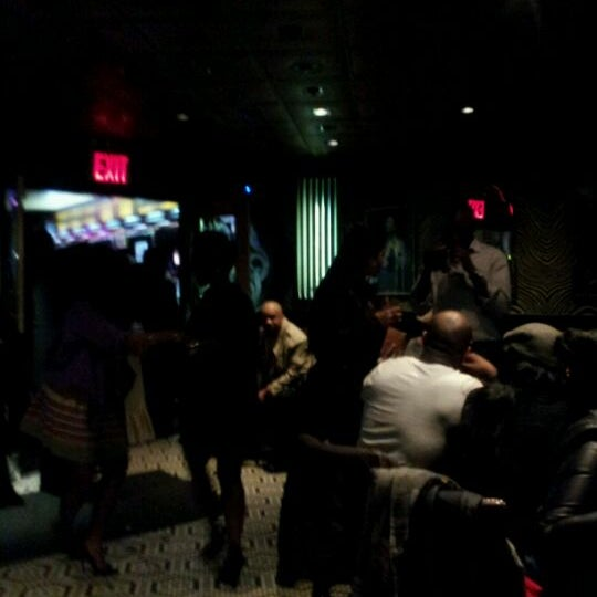 Photo taken at Lenox Lounge by DezVFX G. on 3/30/2012