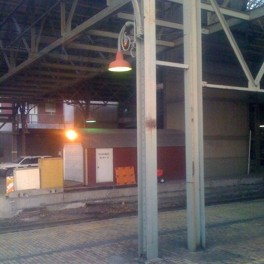 Photo taken at Amtrak: Harrisburg Transportation Center (HAR) by Jason B. on 5/9/2011