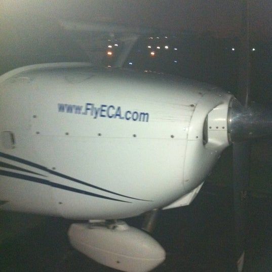 Photo taken at Clermont County Airport (I69) by Taylor S. on 8/17/2011