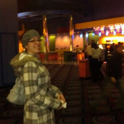 Photo taken at Showcase Providence Place & IMAX by Tania A. on 11/2/2011