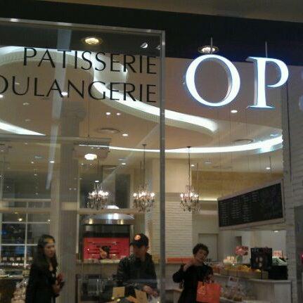 Photo taken at OPS Bread & Cake by Jeanne Jihyun K. on 10/9/2011