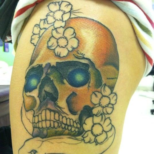 Born 39 n raised tattoo tattoo parlor for Great falls tattoo shops