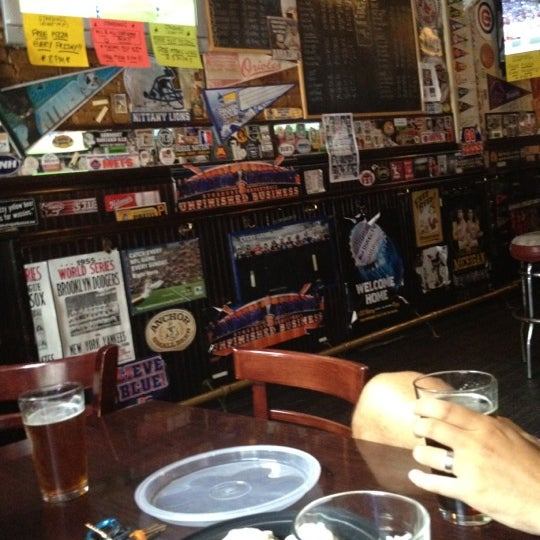 Photo taken at Standings by Paul S. on 6/24/2012
