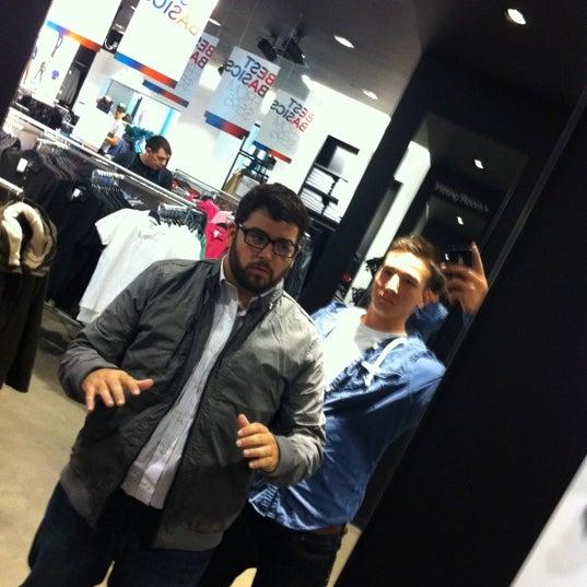 Photo taken at H&M by Kai S. on 9/18/2011