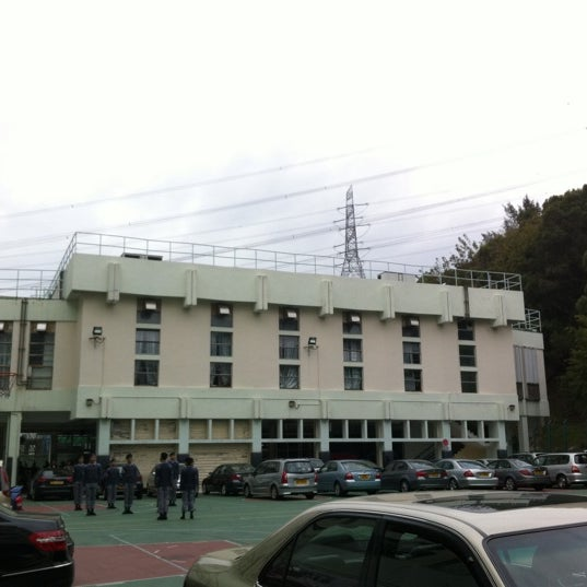 Photo taken at Ho Fung College (sponsored by Sik Sik Yuen) 可風中學(嗇色園主辦) by Simon L. on 1/2/2011