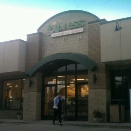 Photo taken at Express Convenience Center by Samantha Lee G. on 9/14/2011