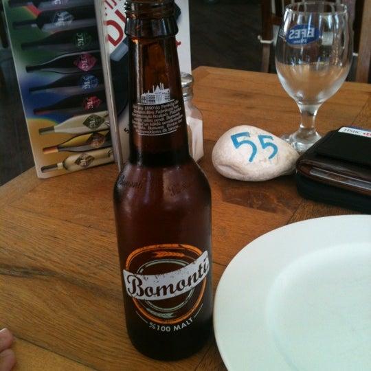 5/13/2012 tarihinde H. Serkan S.ziyaretçi tarafından Uno Restaurant'de çekilen fotoğraf