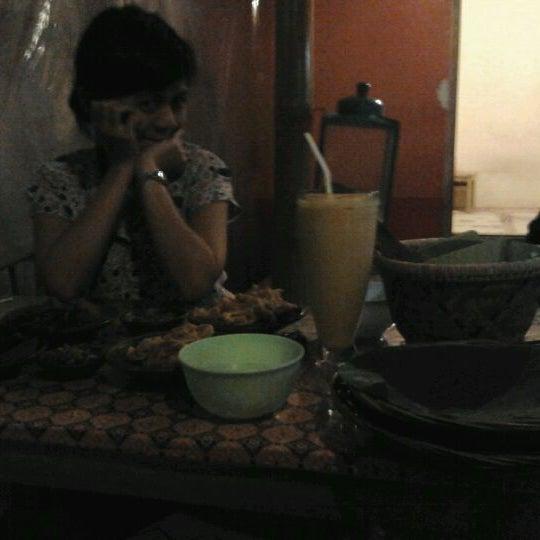 Photo taken at Lombok Galak by Ntik E. on 12/21/2011