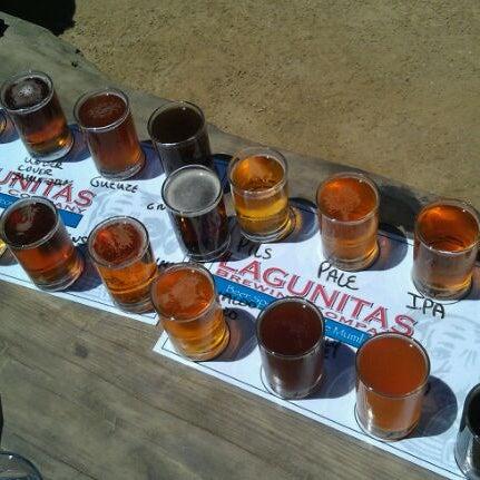 Photo taken at Lagunitas Brewing Company by Renee B. on 6/3/2012