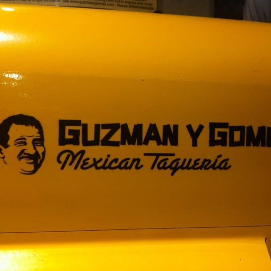 Photo taken at Guzman y Gomez by David M. on 3/30/2012