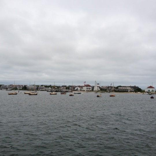 Photo taken at Nantucket Boat Basin by Hunt W. on 7/29/2012