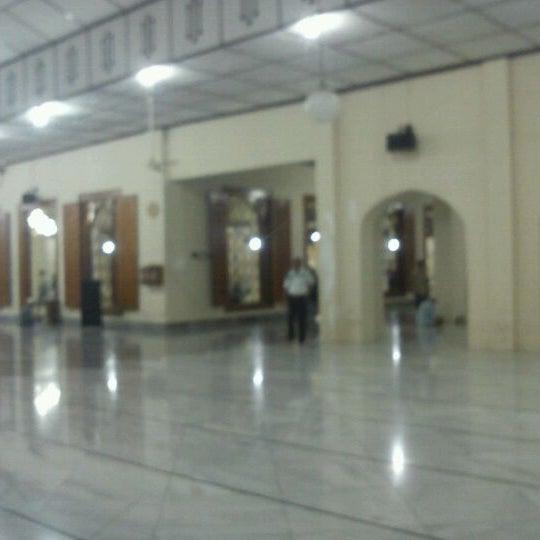 Photo taken at Masjid Jami' Kauman Pekalongan by Tama M. on 5/21/2012