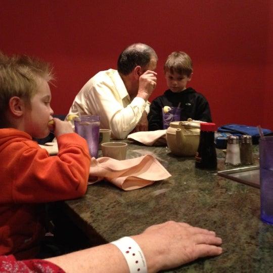 Photo taken at Wasabi Steakhouse & Sushi Bar by Desiree R. on 2/27/2012