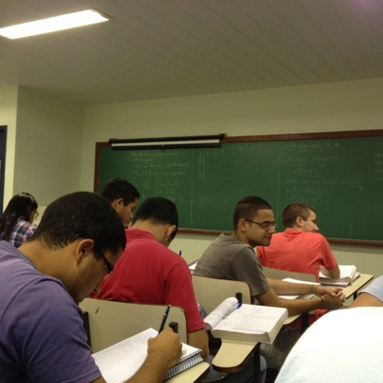 Photo taken at Escola de Engenharia - UFF by Thiago M. on 4/10/2012
