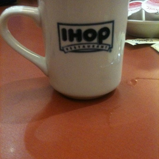Photo taken at IHOP by March G. on 7/15/2012