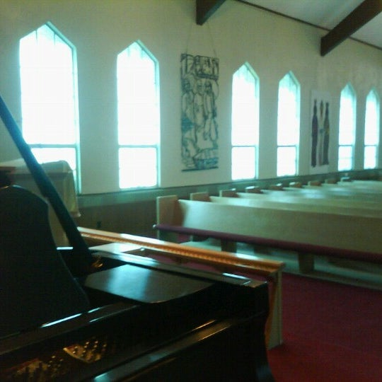Photo taken at Grace United Methodist Church by Stephen J. on 8/10/2012