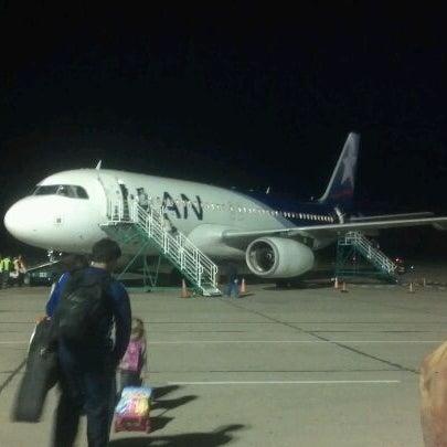 Foto tomada en Aeropuerto Internacional del Neuquén - Presidente Juan D. Perón (NQN) por Carlos J. el 4/16/2012
