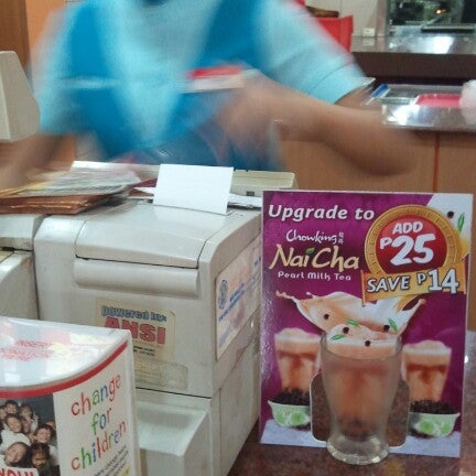 Photo taken at Chowking by Nesty Y. on 8/13/2012