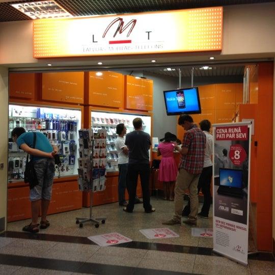 Photo taken at Barona Centrs by Juris J. on 7/30/2012