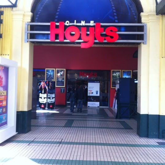Photo taken at Cine Hoyts by Benjamin C. on 7/29/2012