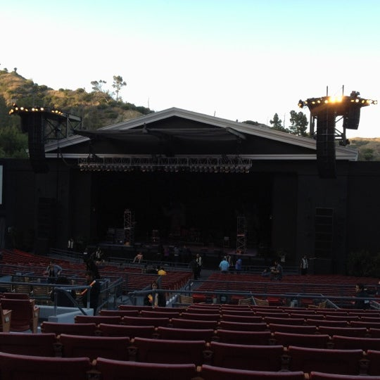 Photo taken at The Greek Theatre by Jordan B. on 6/9/2012