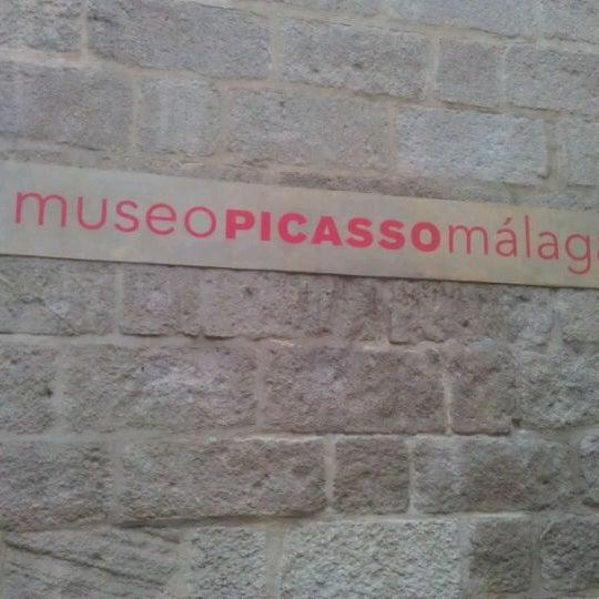 Photo taken at Auditorio Picasso by Gustav G. on 2/23/2012