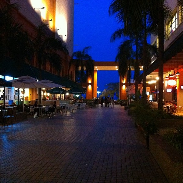 Photo taken at Gurney Plaza by Idzwan Z. on 6/7/2012