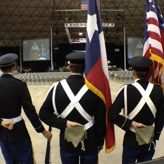 Photo taken at Bell County Expo Center by Jerry W. on 6/2/2012