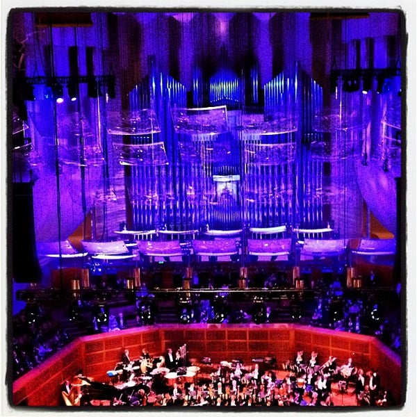 Photo taken at Louise M. Davies Symphony Hall by Garrett G. on 6/3/2012