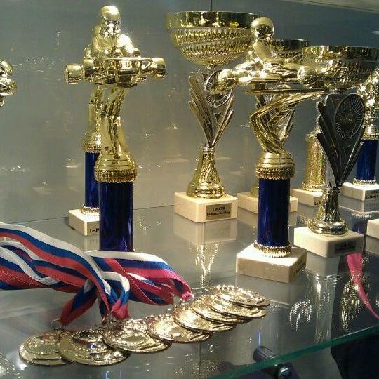 Снимок сделан в Le Mans пользователем Leonid G. 4/8/2012