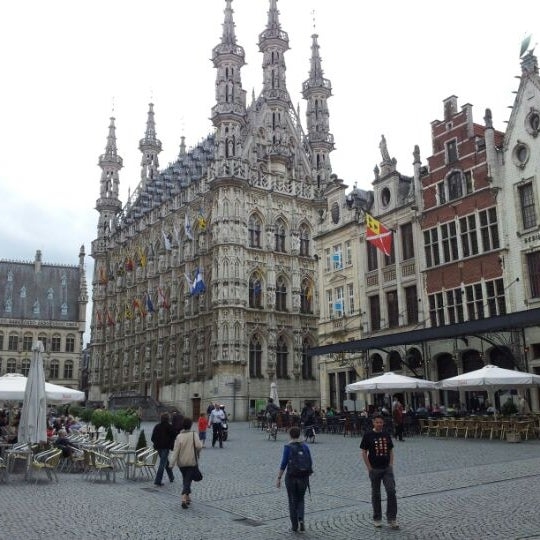 Where's Good? Holiday and vacation recommendations for Leuven, Belgium. What's good to see, when's good to go and how's best to get there.