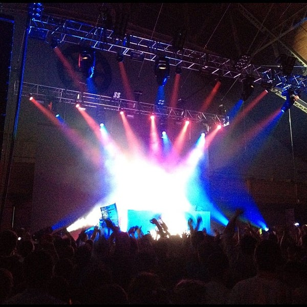 Photo taken at Main Street Armory by Andrew L. on 1/27/2012